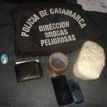 Catamarca: Secuestran más de un kilo de cocaína en allanamiento