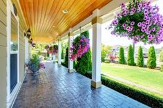 """""""Beckon Buyers With Your Front Porch"""" - It's all about first impressions! - http://blog.verani.com/beckon-buyers-front-porch/"""