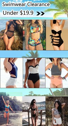 want to buy cheaper swimwear?why don't you come to  Choies.com swimwear clearance?more choices of swimwear,cheaper choices,all under $19.9,you should never miss it!