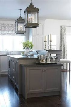 Dream Kitchen & Dining ~ Sarah's House Season 4  [Island View]