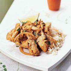 Thai Chicken Sauté | CookingLight.com
