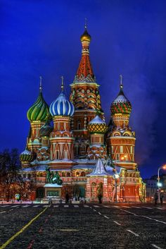 St. Basil Cathedral!!