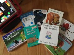 Augmented Communication Core Vocabulary with Board Books — Kim Rankin