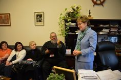 A friend to all working families; Congresswoman Marcy Kaptur