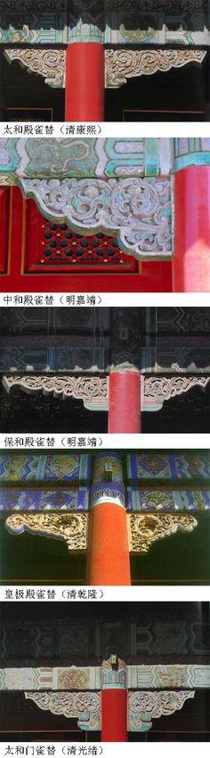 Chinos antiguos palacios y templos edificios maravilloso secreto de Dios DM