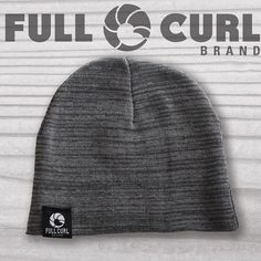 We just added our new Graphite Toque to the website! Great beanie with the perfect fit! #SeekAdventure