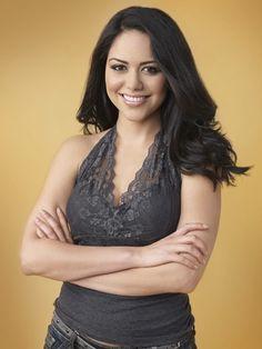 Alyssa Diaz- Army Wives