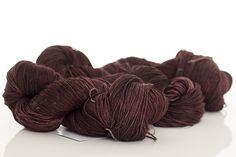Chocolate/plum merino/silk yarn - Just part of Expression Fiber Arts' GIANT July 2015 YARN and notions GIVEAWAY. Ends JULY 31st, 2015. Head over to enter before it's too late.