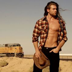 Brock O'Hurn Shot by Visual Artist : James Van Alden - Not Quite sure what to think about him... :-/ :D