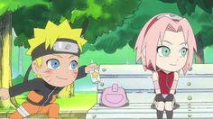 Naruto e Sakura, Chibi Naruto Sd, Naruto Uzumaki, Naruto Sasuke Sakura, Naruto Cute, Kakashi Hatake, Sakura Haruno, Hinata, Rock Lee, Instruções Origami