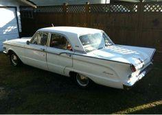 1961 Ford Comet   1961 FORD Comet Mercury All Original