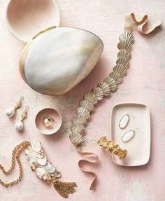 Shell-inspired Jewelry | CoastalLiving.com