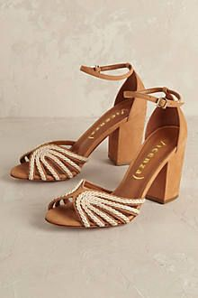 Anthropologie's Vicenza Selina Heels £128.00