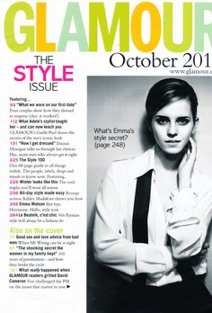 9 Best Magazine Contents Page Examples Images Magazine Contents