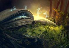 livre forêt