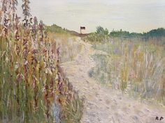 Oats and Dunes by Panuszka on Etsy