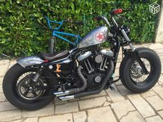 Harley Forty eight 1200 Sportster 2013 UNIQUE