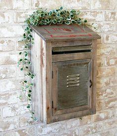 【楽天市場】木製でナチュラルな郵便受け ポストボックス 6587/おしゃれ/スタンド/郵便ポスト/かわいい/モダン/アイアン【RCP】fs04gm:ライフテック フーズ&コスメ