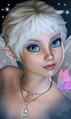 Cute Elf picture