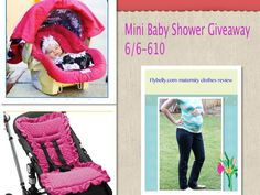 Mini Baby Shower Giveaway $200 Worth of Prizes - Chant3llos Blog http://chant3llo.com/mini-baby-shower-giveaway-200-worth-of-prizes/