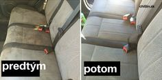 Cleaning your car seats might be challenging. But with this DIY Car Upholstery Cleaner, cleaning your car seats will be a breeze. Check it out here. Car Cleaning Hacks, Diy Cleaning Products, Cleaning Solutions, Deep Cleaning, Spring Cleaning, Cleaning Routines, Cleaning Services, Cleaning Recipes, Car Upholstery Cleaner