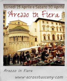 The Fair in Arezzo