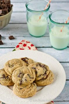 Chocolate Chunk Cookies | Kitchen Confidante