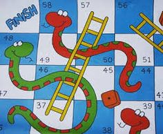 41a7f6c921aa Here we have an interesting financial inforgraphic based on the game of  snakes and ladders. It highlights common wise financial moves as well as  mistakes.
