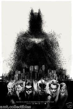 Jock - Batman - The Dark Knight Rises