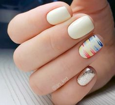 40 Nail art designs you can't stop trying - Reny styles Stylish Nails, Trendy Nails, Hair And Nails, My Nails, Kawaii Nail Art, Beauty Nail, Gel Nagel Design, Best Nail Art Designs, Nagel Gel
