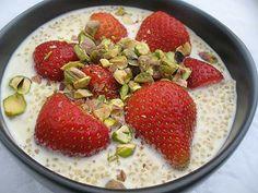 Quinoa Pudding ~ (breakfast also)