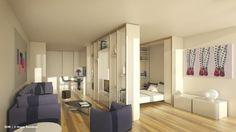 Best Future Building, Manhattan Loft Gardens, London