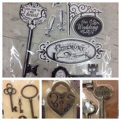 Lock and key inspiration