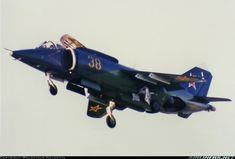 Палубный истребитель Як-38П