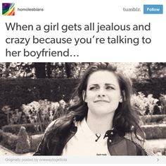 And this sort of thing happens. | 22 Times Tumblr Perfectly Summed Up Lesbian Dating