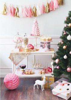 Oui Oui-decorar con guirnaldas-guirnadas de flecos-guirnaldas de borlas-tassel…