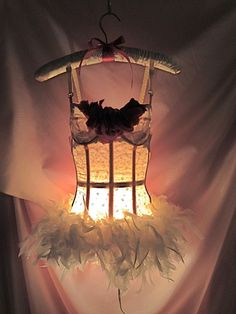 another tramp lamp...