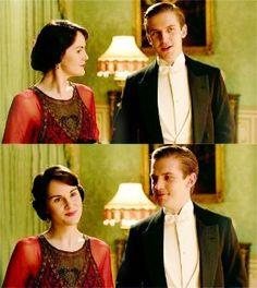 Downton Abbey by delia