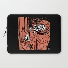 Clowns Laptop Sleeve