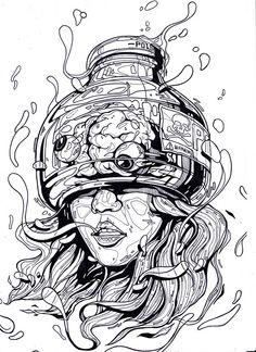 Digital Art Inspiration #45