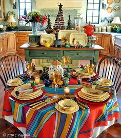 The Little Round Table: Happy Cinco de Mayo