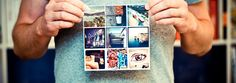 Sticky grams--turn your Instagram photos into magnets. I don't even have Instagram, but this might entice me to get it.