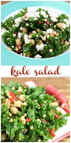 Kale Salad Recipe +
