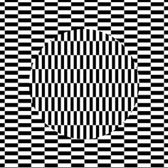 Do you want a LSD trip without taking drugs? Look at the circle in 30 seconds and then look around or your hand. - 9GAG