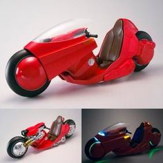 I found 'Red Akira Bike' on Wish, check it out!