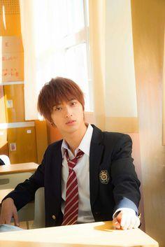 Cute Japanese Boys, Japanese Men, Life Inspiration, Character Inspiration, Good Morning Call, L Dk, Ikon Debut, Boys Uniforms, Drama