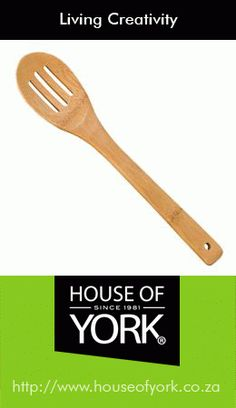 Our House of York wooden spoons are available from only and they are made from natural pine - making your baking and stirring of dough effortless this coming Easter. House Of York, Kitchenware, Tableware, Wooden Spoons, The Conjuring, Decorative Items, Bamboo, Cooking, Creativity