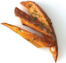 Recipe: Mango-glazed Sweet Potatoes | PCC Natural Markets #appetizers
