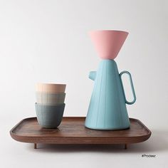 Sucabaruca by Luca Nichetto & Lera Moiseeva. For more info and images visit www.prodeez.com #furniture #teapot #creative #design #ideas #art #designer #lucanichetto #leramoiseeva #interior #interiordesign #product #productdesign #instadesign #furnituredesign #prodeez #industrialdesign #architecture #style