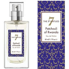 The 7 Virtues Patchouli Of Rwanda Eau de Parfum/1.7 oz. ($70) ❤ liked on Polyvore featuring beauty products, fragrance, edp perfume, eau de perfume and eau de parfum perfume